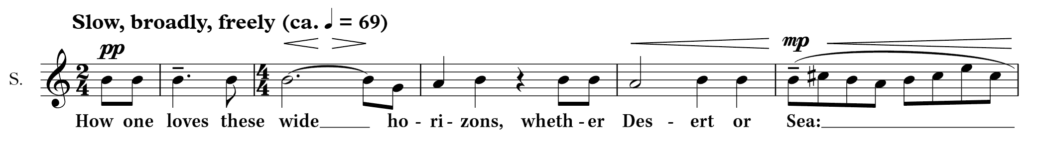 text painting in music