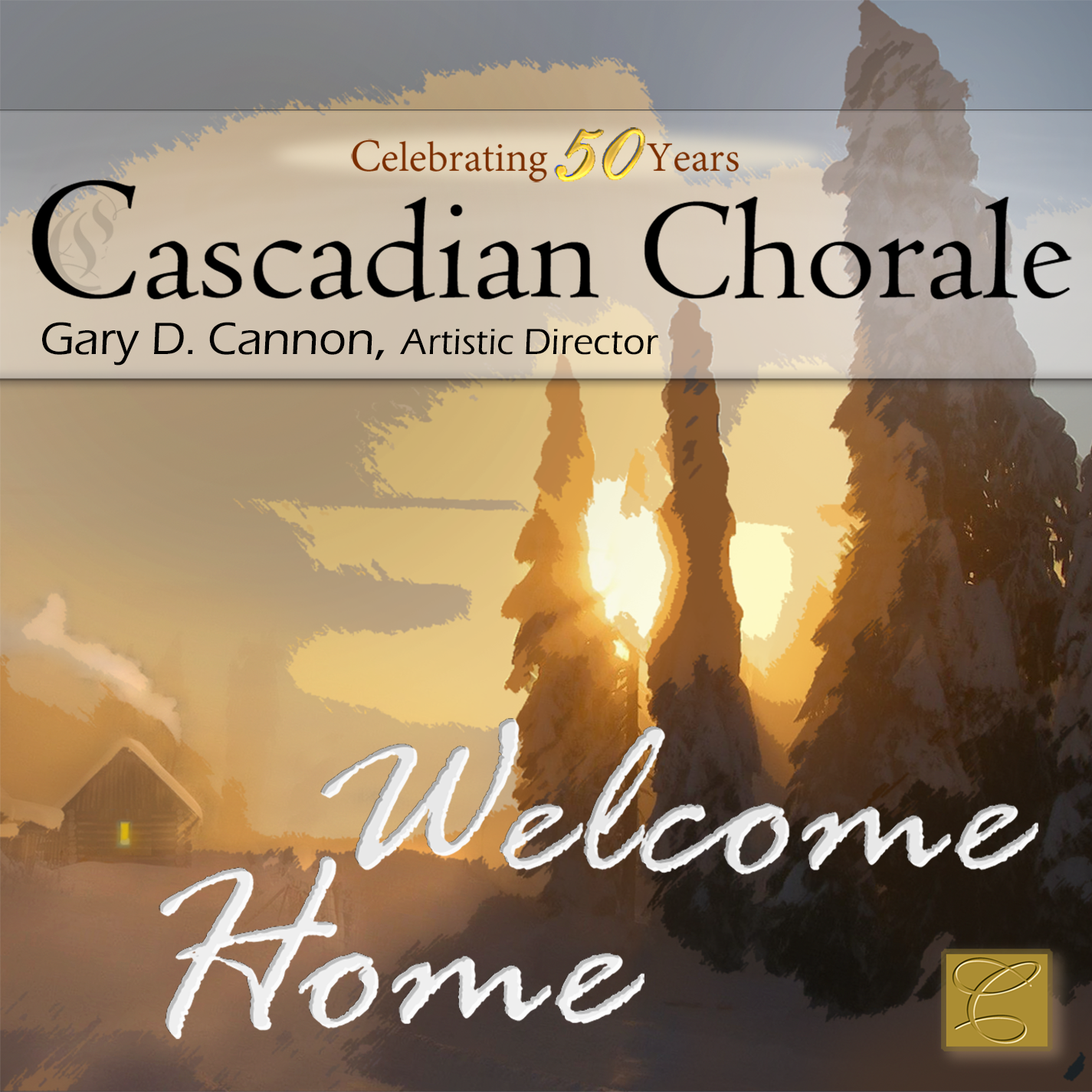 Welcome home (CD cover)
